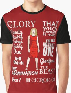 Glorificus - Buffy the Vampire Slayer Graphic T-Shirt