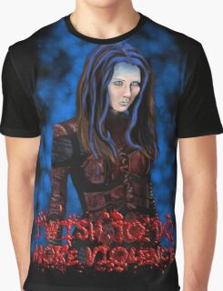 Angel - Illyria  Graphic T-Shirt