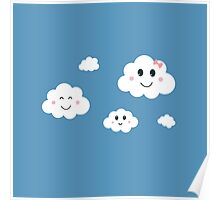 Cloud Family Poster