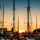 Harbour Morning 1 by wulfman65