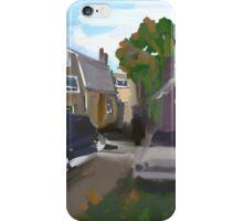 Passmore Street iPhone Case/Skin