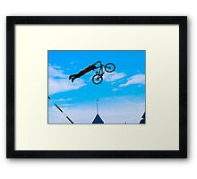 supper man Framed Print