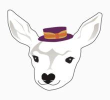 Boater deer One Piece - Long Sleeve