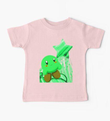Emerald Kirby  Baby Tee