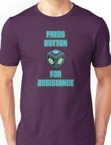Mr. Meeseeks Easy Button Unisex T-Shirt