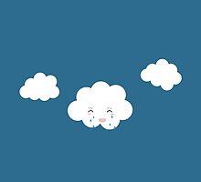 Happy cloud by ilovecotton