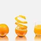 Orange Juice by Gert Lavsen