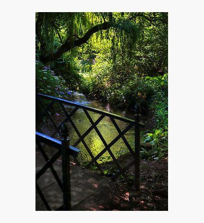 BRIDGE TO THE PARADISE GARDEN Photographic Print
