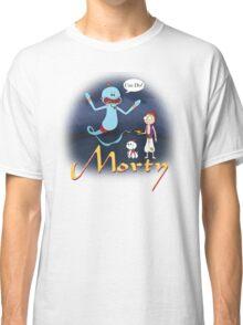 Rick and Morty Aladdin Parody Classic T-Shirt