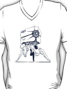 Robot tripod T-Shirt