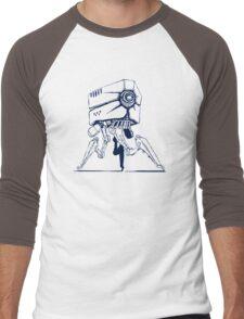 Robot tripod Men's Baseball ¾ T-Shirt