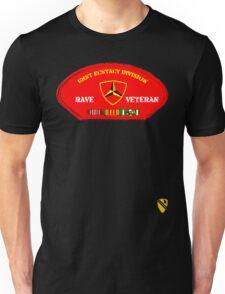 Rave Veteran - 101st Ecstacy Division T-Shirt