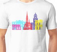 Gothenburg skyline pop Unisex T-Shirt
