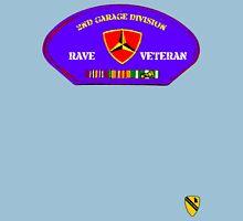 Rave Veteran - 2nd Garage Division Unisex T-Shirt