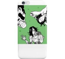 Lay in the shade of me iPhone Case/Skin