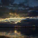 St Kilda Sunset by Brad Tierney