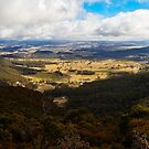 Winter in the Megalong Valley, Blue Mountains, Australia by baddoggy