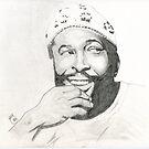 Marvin Gaye by karateman