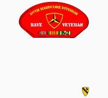 Rave Veteran - 89th Hardcore Division Unisex T-Shirt