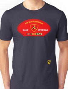 Rave Veteran - 4th House Division T-Shirt