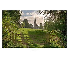Saintbury Photographic Print