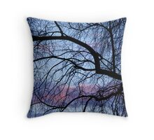 random acts of nature Throw Pillow