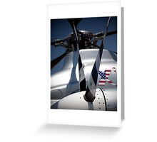 Heliprops Greeting Card