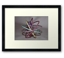 Kitchen Macro Framed Print