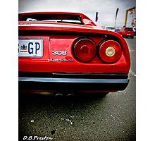 Ferrari 308  Photographic Print