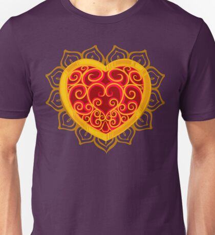 Follow Your Heart Container Unisex T-Shirt