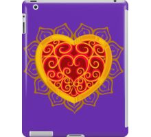 Follow Your Heart Container iPad Case/Skin