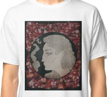 a bed of flowers Classic T-Shirt