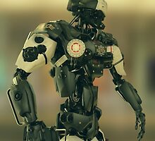 CyberCop - The Future of Law Enforcement by Liam Liberty