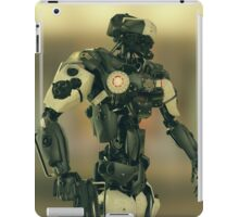 CyberCop - The Future of Law Enforcement iPad Case/Skin