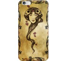 Deco Woman iPHONE Case iPhone Case/Skin