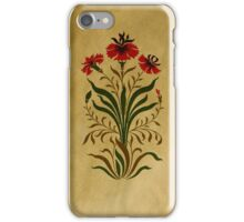 Floral Deco iPHONE Case iPhone Case/Skin