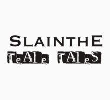 Teale Tales: Wyv Land of magik Character T Shirt - Slainthe by Tealetales