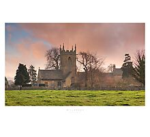 Willersey Photographic Print