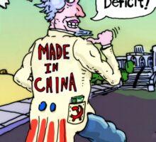 """Buy America!"" Sticker"