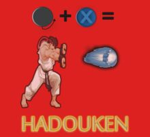 Street Fighter Hadouken! by tappers24