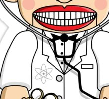 Doktorsour Sticker