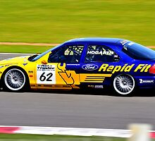 Ford Mondeo No 62 by Willie Jackson