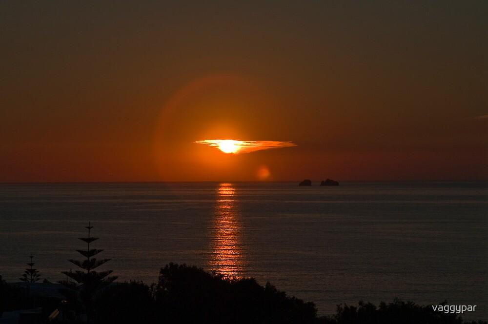 ISLAND  SUNSET...  by vaggypar
