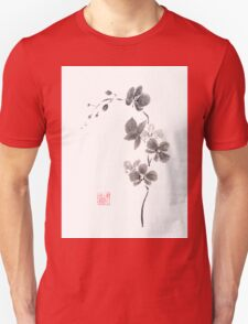 Butterfly orchid Unisex T-Shirt