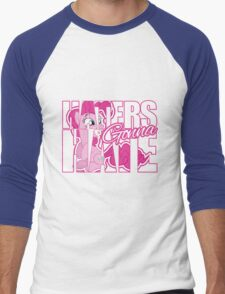 Pinkie Pie - Haters gonna Hate Men's Baseball ¾ T-Shirt
