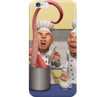 Too Many Cooks New Series -  The Food Strikes Back iPhone Case/Skin