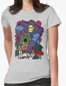 Playing With My Toys Womens Fitted T-Shirt