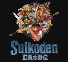 Suikoden by Trendy