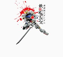 Gundam Barbatos Iron Blooded Orphans Blood Slasher - Tekkadan  Unisex T-Shirt