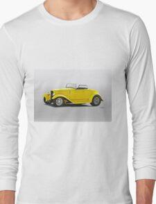 1932 Ford 'Full Fender' Roadster Long Sleeve T-Shirt
